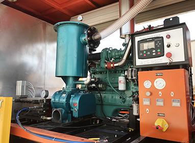 高压水除线机