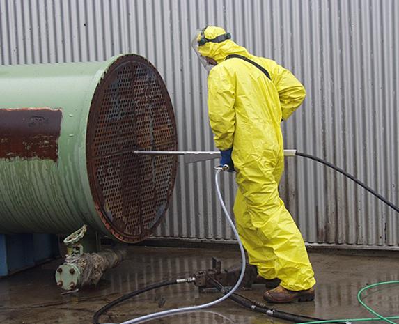 高压水泵案例