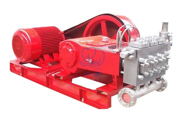 3DP100型高压泵