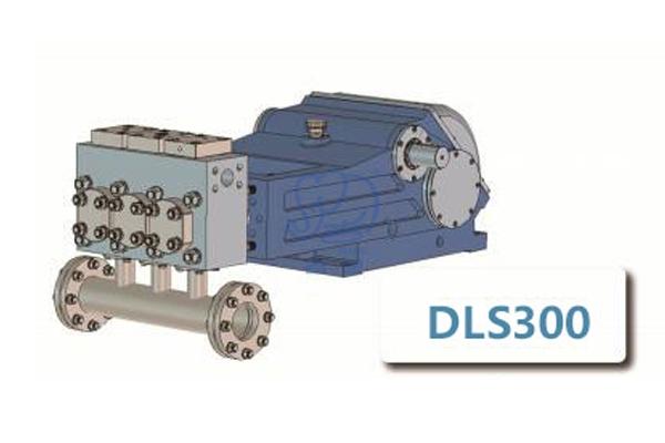 DLS300型高压清洗机