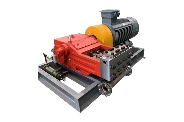 DLS400型高压泵