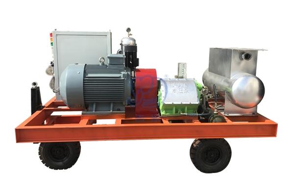 DLS400型高压清洗机