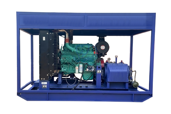 DLS400高压清洗机