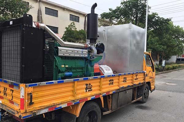 广西DLS400高压清洗机