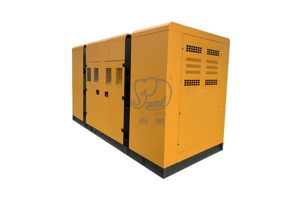 DLS300柴油机驱动试压泵