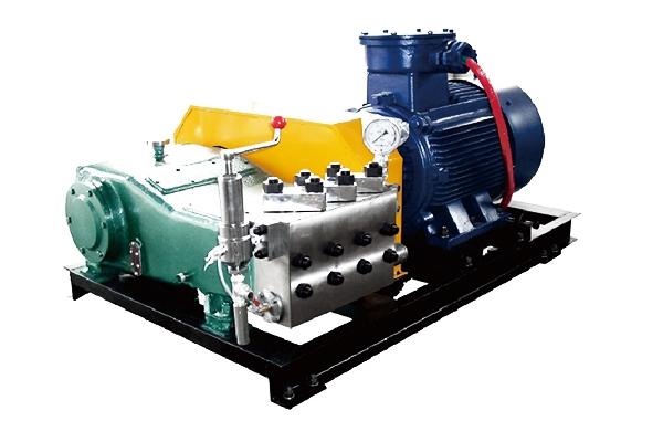 什么是高压往复泵?