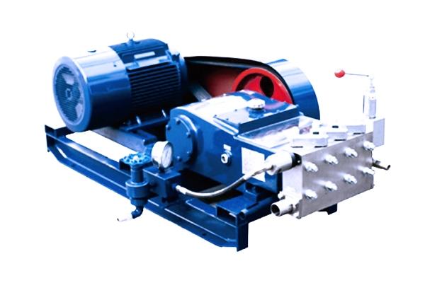 解析高压往复泵性能特点