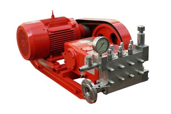 高压往复泵的功能特色