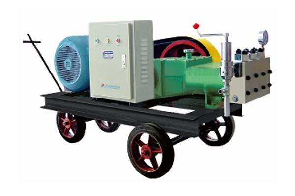高压水泵不出水的问题分析