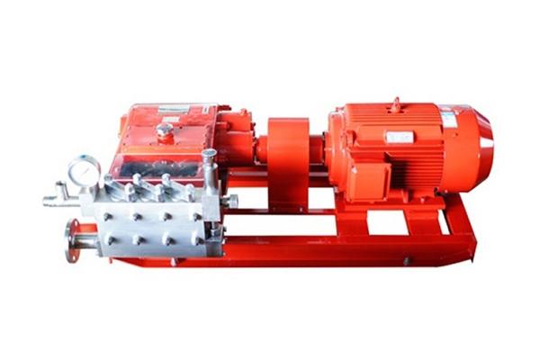 关于高压泵的选择和参数有什么问题?